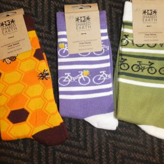 Fair Trade bamboo socks