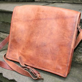 Fair Trade Medium Messenger Bag