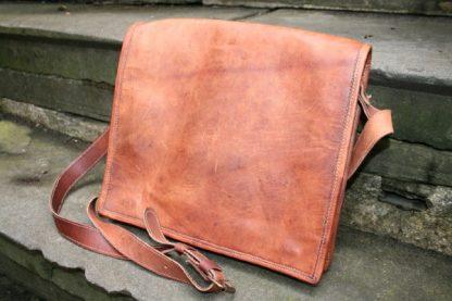Fair Trade Medium Messenger Bag