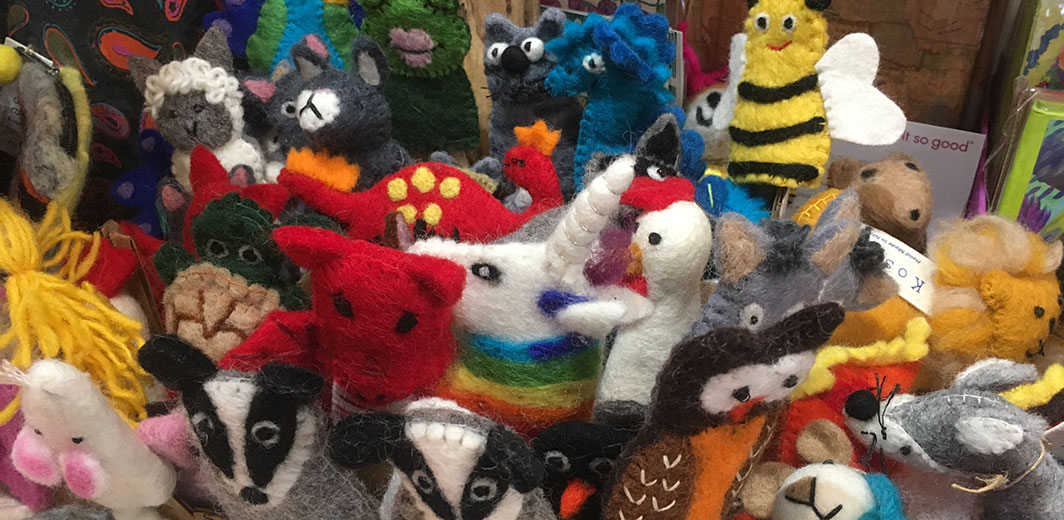 Fairtrade Felt Gifts
