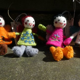 Fairies & Finger Puppets
